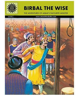 Birbal The Wise 545 - Malayalam