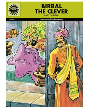 Birbal The Clever - Malayalam
