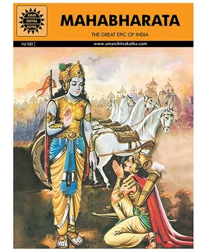 Mahabharata - English