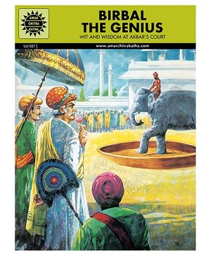 Birbal The Genius - English