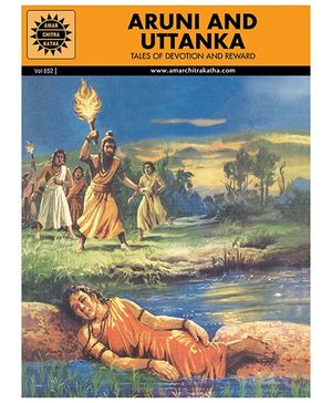 Aruni And Uttanka - English