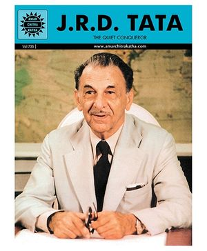 J.r.d Tata - English