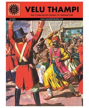 Velu Thampi - English