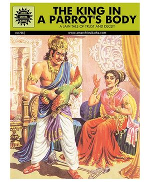 The Kings In A Parrots Body - English
