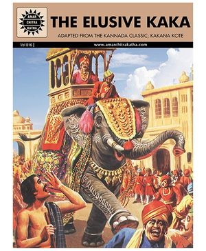 The Elusive Kaka - English