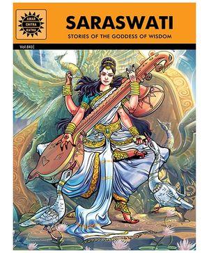 Saraswati - English