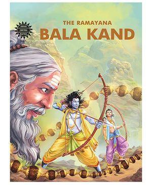 The Ramayana Bala Kand Vol No 1 - English