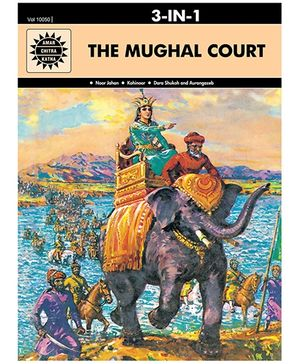 The Mughal Court - English
