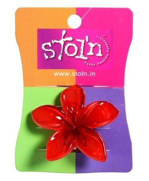 Stol'n - Flower Hair Clip