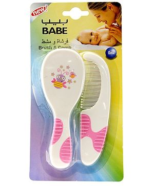 Babe Brush And Comb Set
