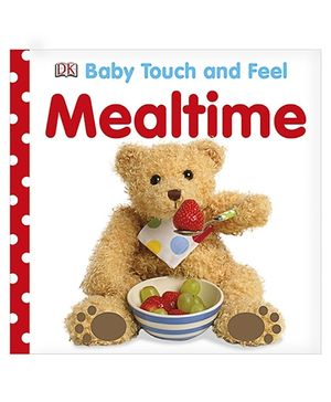 Baby Touch and Feel Mealtime - English