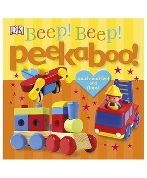 Peekaboo! Beep! Flap Book - English