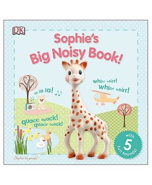 Sophie's Big Noisy Book! - English