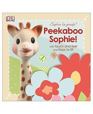 Peekaboo Sophie! - English