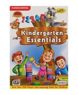 Quixot - Kindergarten Essentials