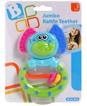 B Kids - Jumbo Rattle Teether