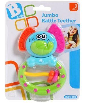 BKids - Jumbo Rattle Teether
