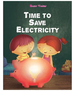 Early Values Time To Save Electricity - English