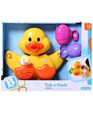 Bkids - Tub A Duck Bath Toy