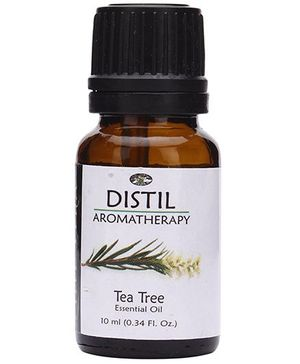 Aloe Veda Tea Tree Essential Oil - 10 ml