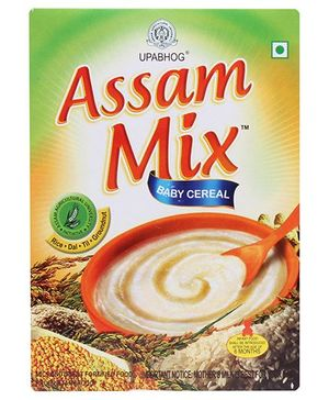 Assam Mix Baby Cereal - 300 gm