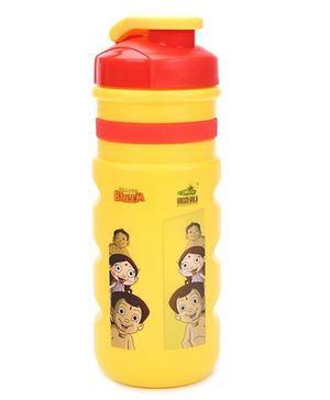 Chhota Bheem Insulated Sipper Water Bottle - Yellow