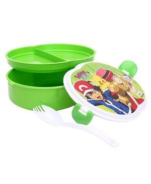 Pokemon Pickwick Lunch Box - Green