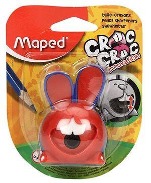Maped Crock Crock Sharpener - Red