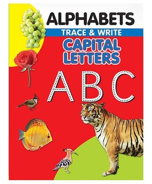 Alphabets Capital Letters - English