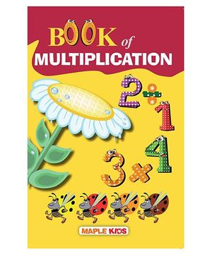 Book of Multiplication Tables - English