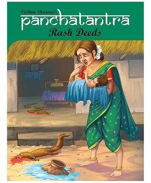 Vishnu Sharma's Panchatantra Rash Deeds - English