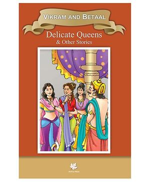 Vikram and Betaal Delicate Queen and Other Stories - English