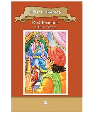 Tenali Raman Red Peacock and Other Stories - English