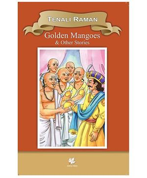 Tenali Raman Golden Mangoes and Other Stories - English