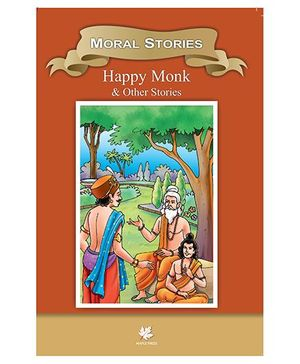Moral Stories Happy Monk and Other Stories - English
