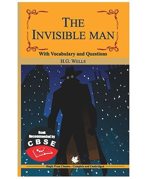 The Invisible Man - English