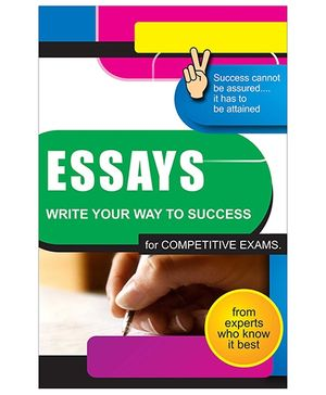 Essays Write Your Way To Success - English