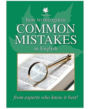How To Recognize Common Mistake In English
