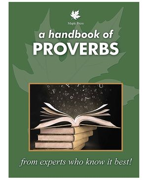 A Handbook of Proverbs - English