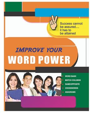 Improve Your Word Power - English
