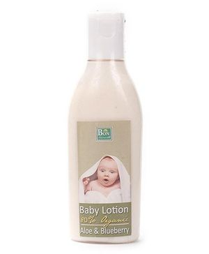 BON Baby Lotion Aloe And Blueberry - 100 ml