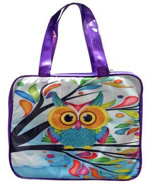 Glow Accessories Owl iPad Case - Purple