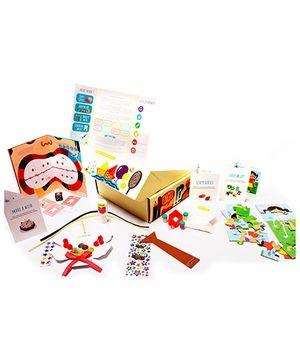 Bazingabox Activity Kit - Incredible I