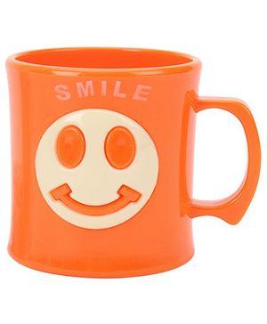 Smiley Mug Orange - 330 ml