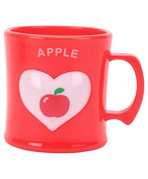 Apple Mug Red - 330 ml