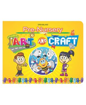 Pre-Nursery Art & Craft - English