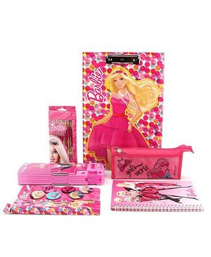 Barbie School Kit - Set Of 7