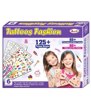 Annie Tattoos Fashion