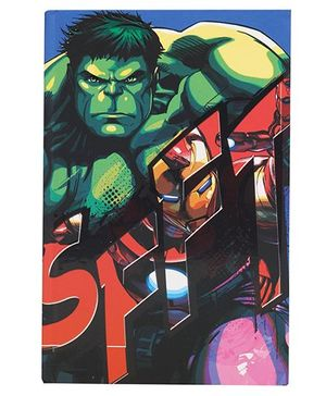 Avengers Note Book - Black