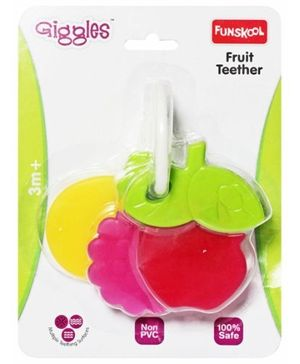 Giggles - Fruit Teether